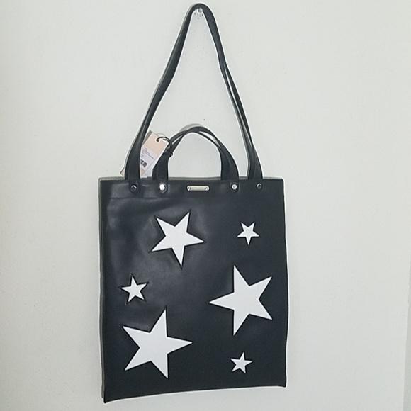 🆕 Rebbeca Minkoff Multi Star Magazine Tote Boutique